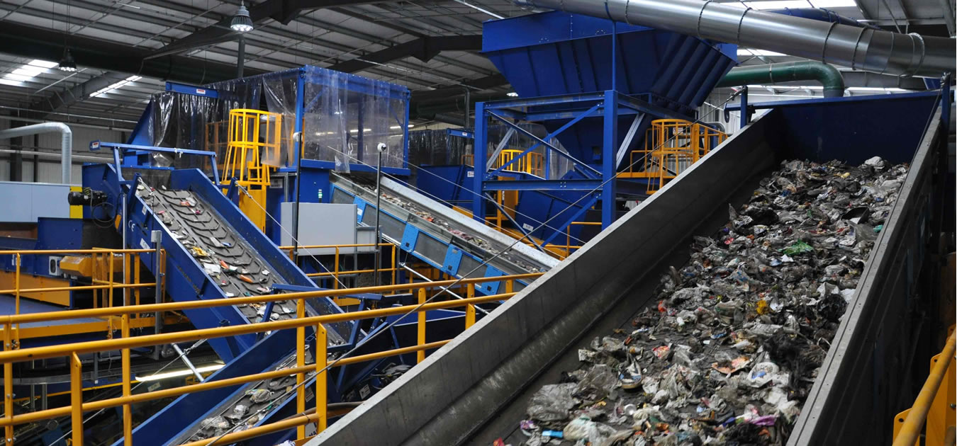 Waste Sorting Solutions